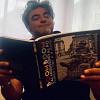 Max Lazzarin legge 'Boom Boom Dal Mississippi Al Po